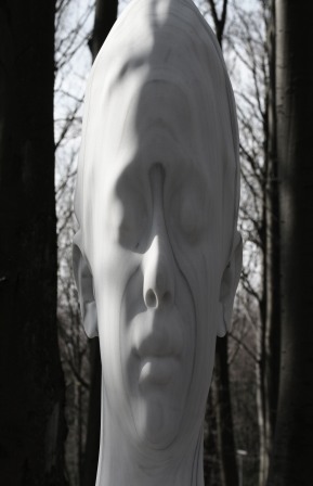 Mariana Ws World by Jaume Plensa